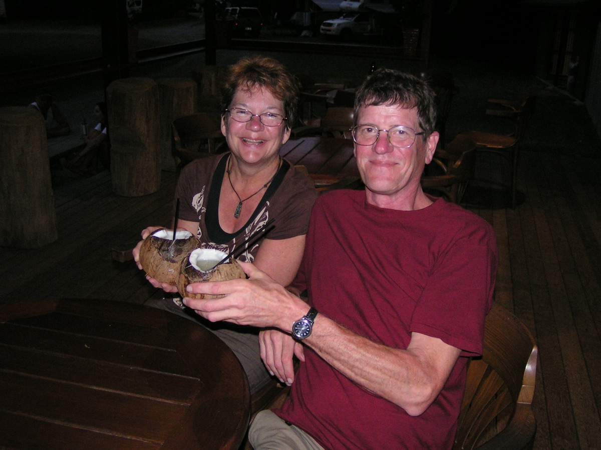 Marsha And John from McMinnville