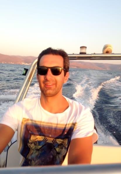 Nikolas from Kifisia