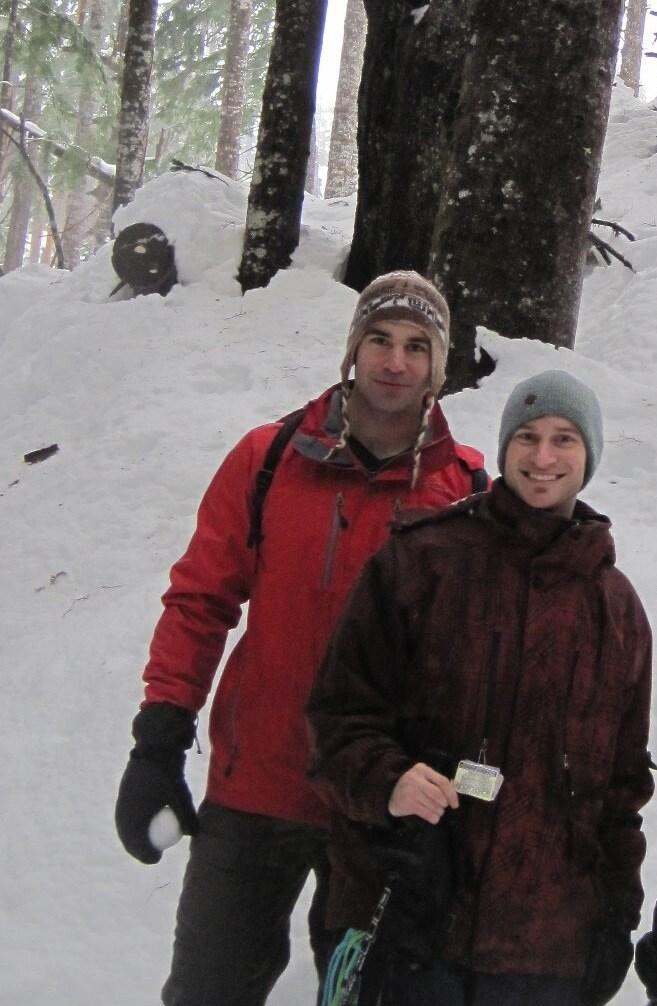 Ben & Jordan from McMinnville