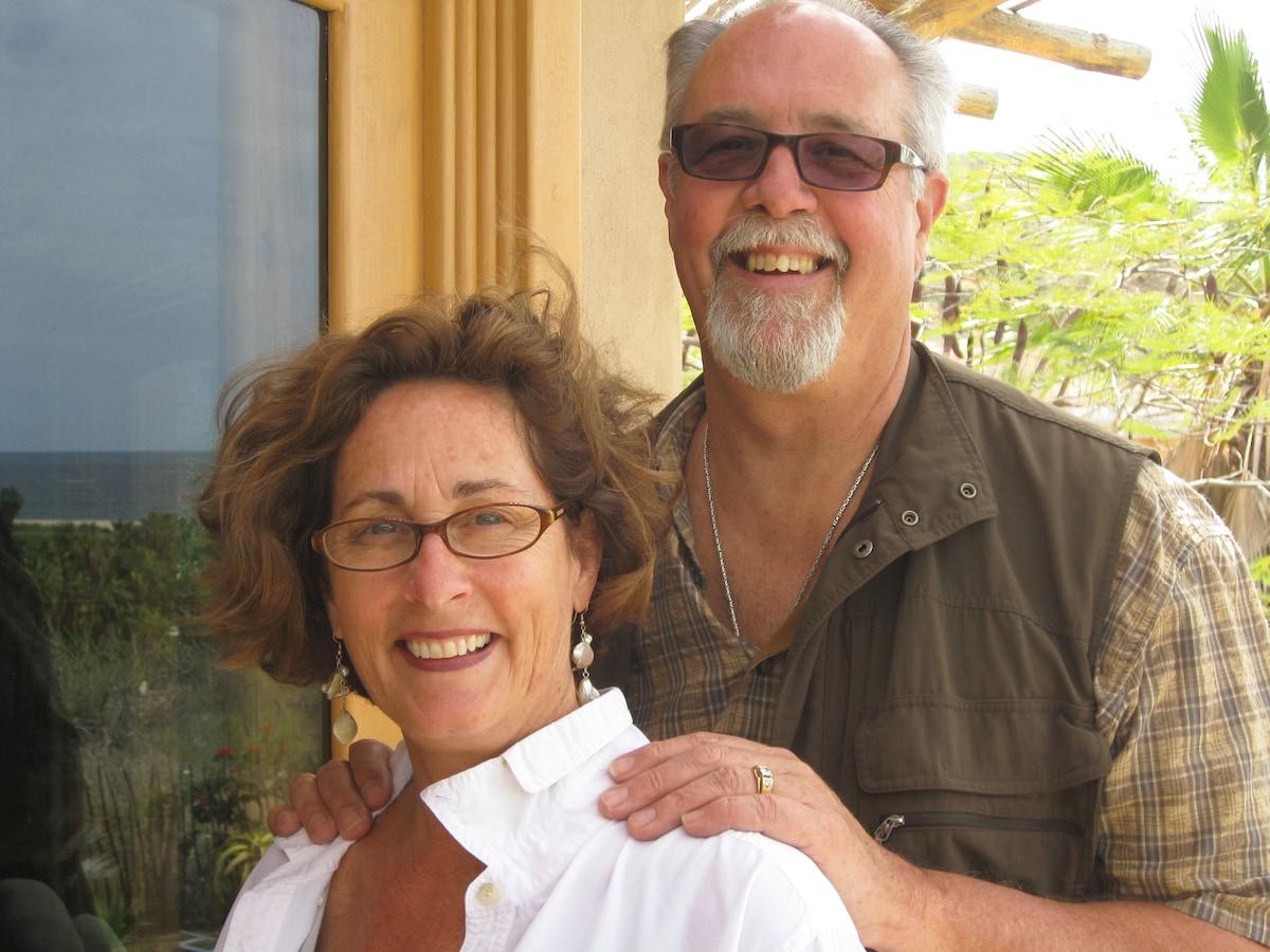 Bob & Lucy from Santa Rosa