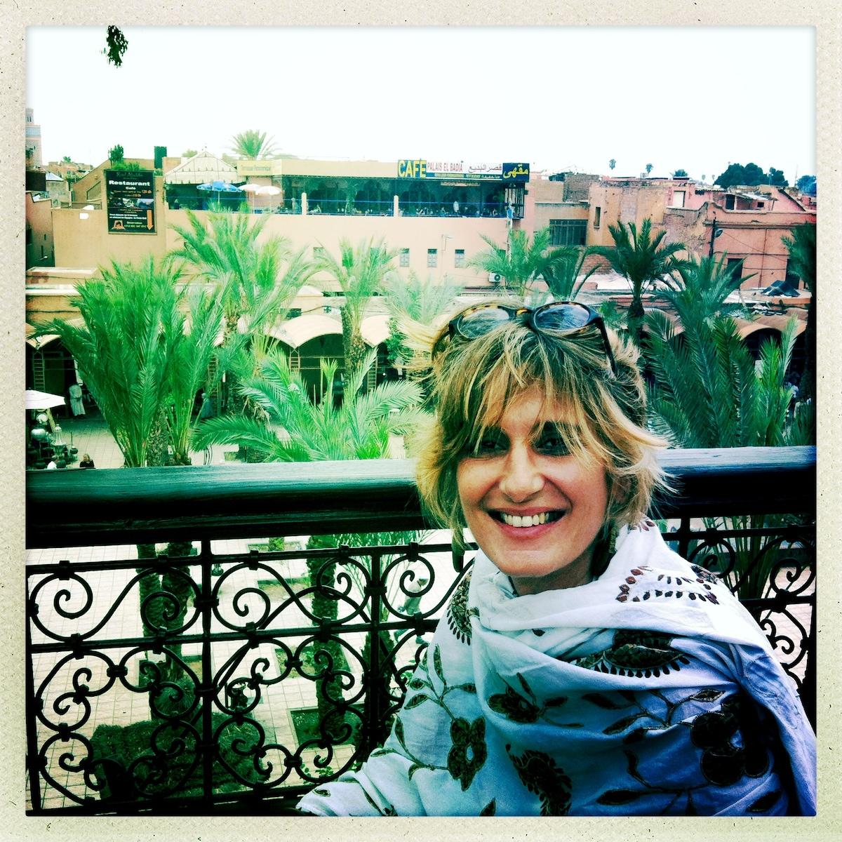 Véronique from Marrakesh