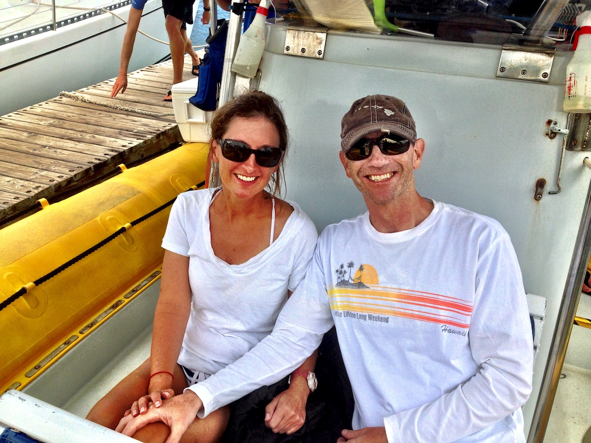 Tom And Tami from Kihei