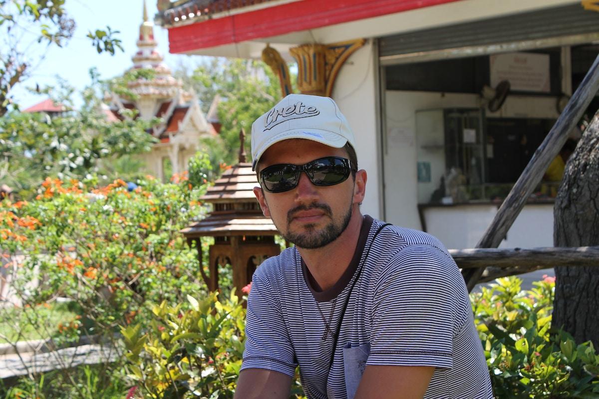 Dr. Nik from Sosúa