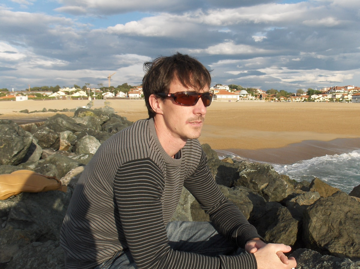 Bruno From Anglet, France
