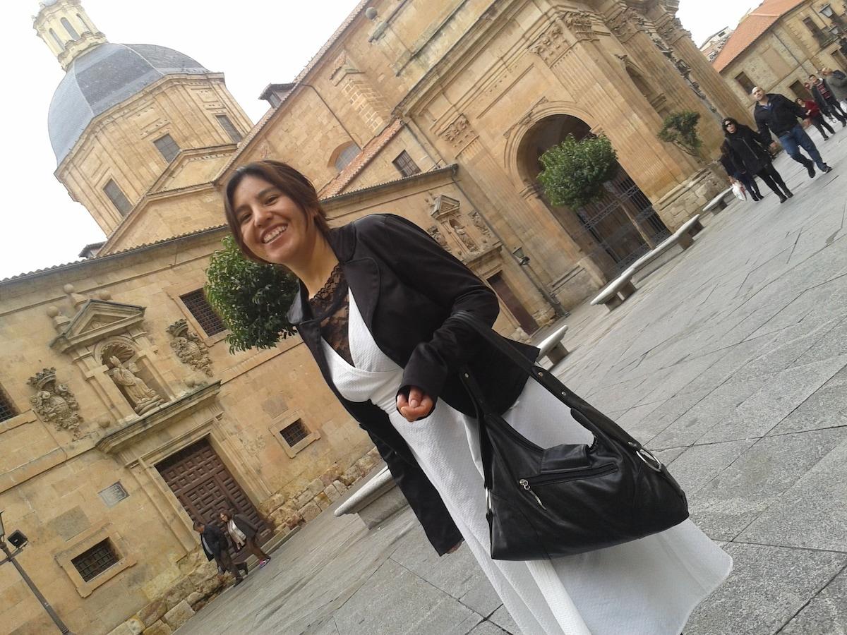 Elsa from Salamanca