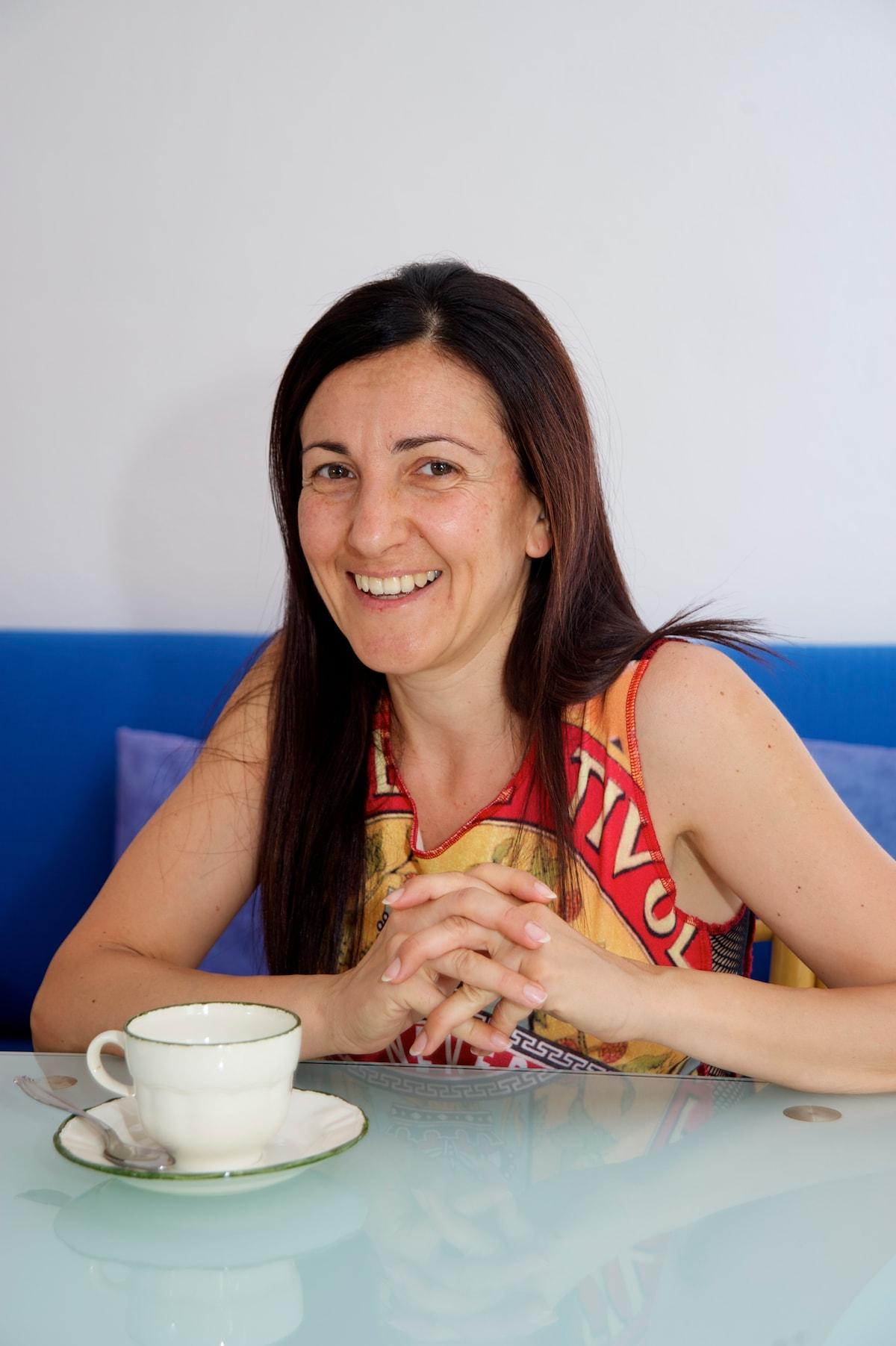Valentina From Muravera, Italy