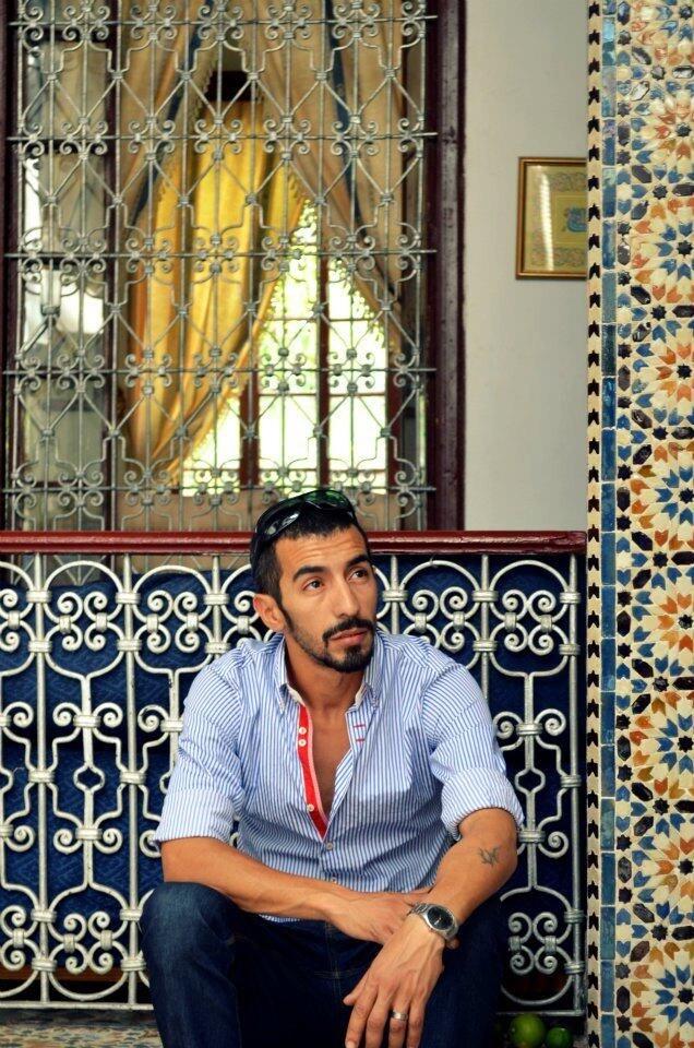 Riad Khmisa from Tetouan