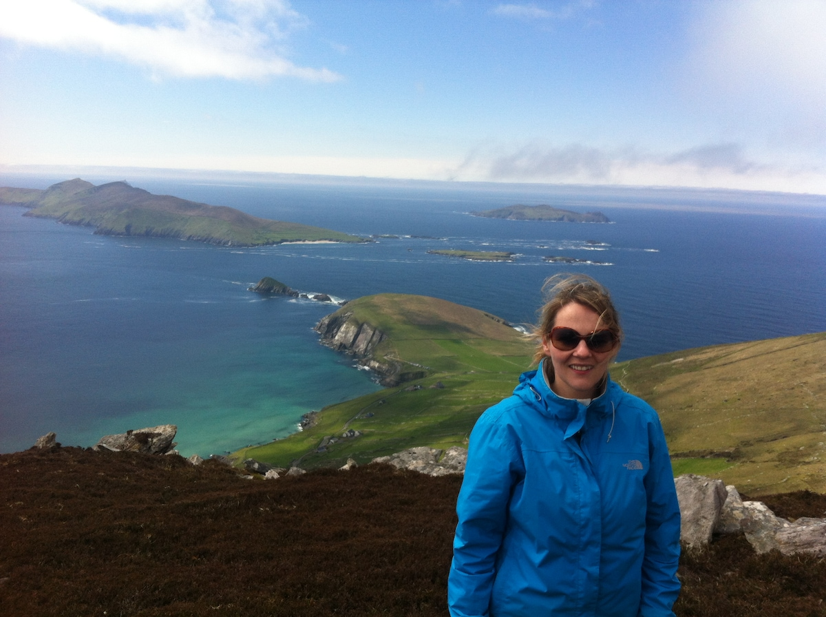 Lisa from Dingle