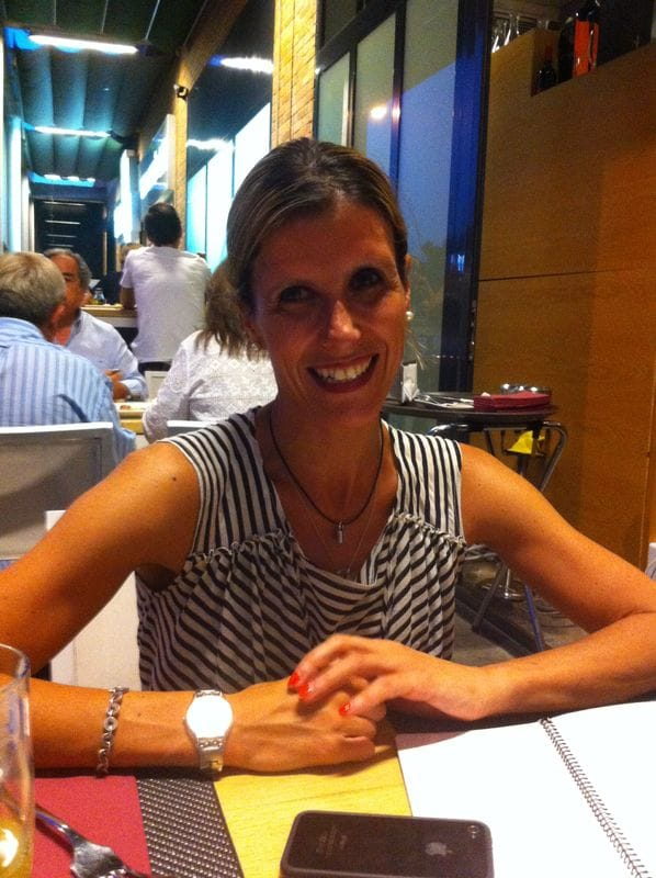 Esther from Madrid