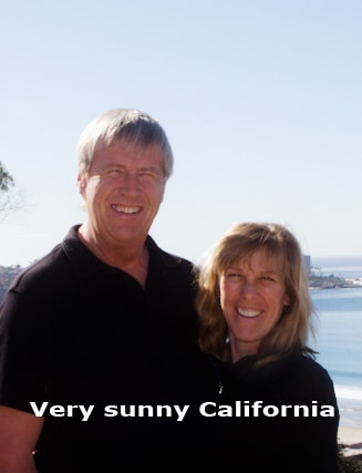 Mark And Susan from Borrego Springs