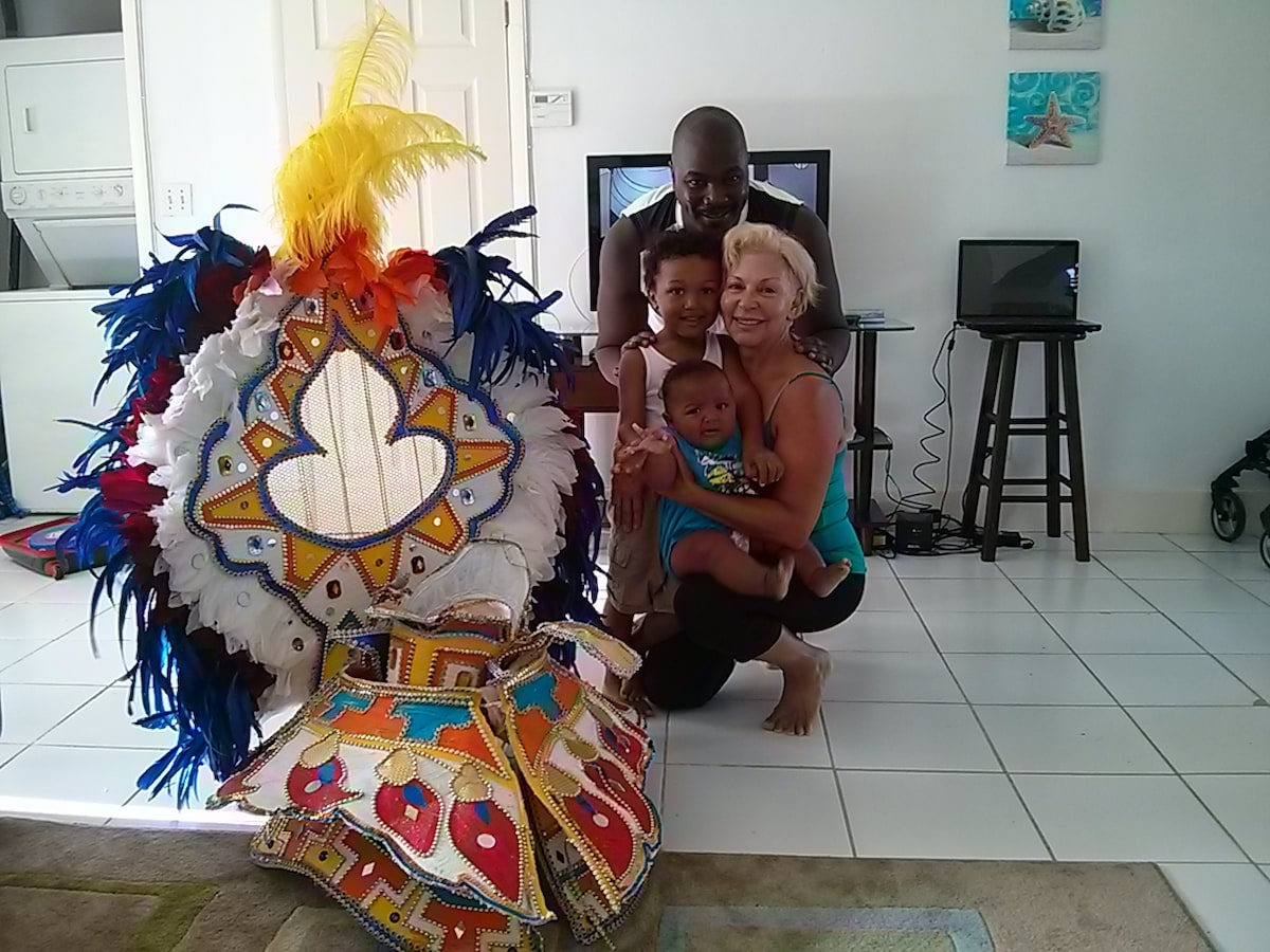 Marie And Everet from Nassau
