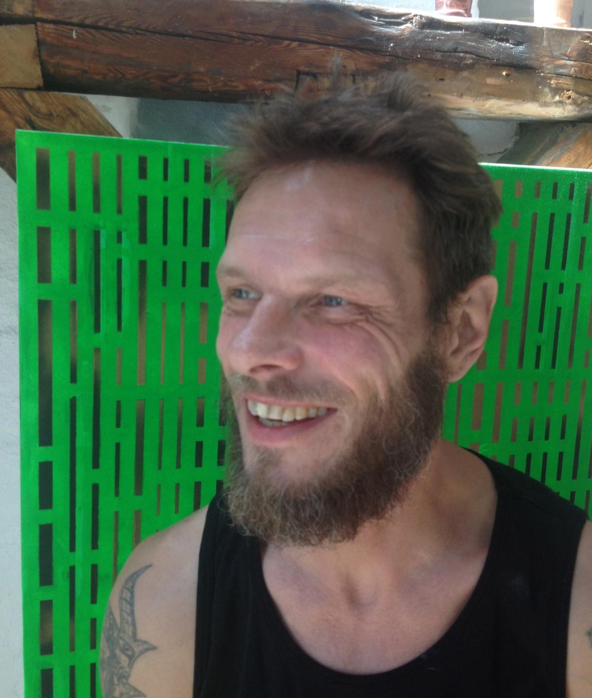 Karsten from Frederiksberg