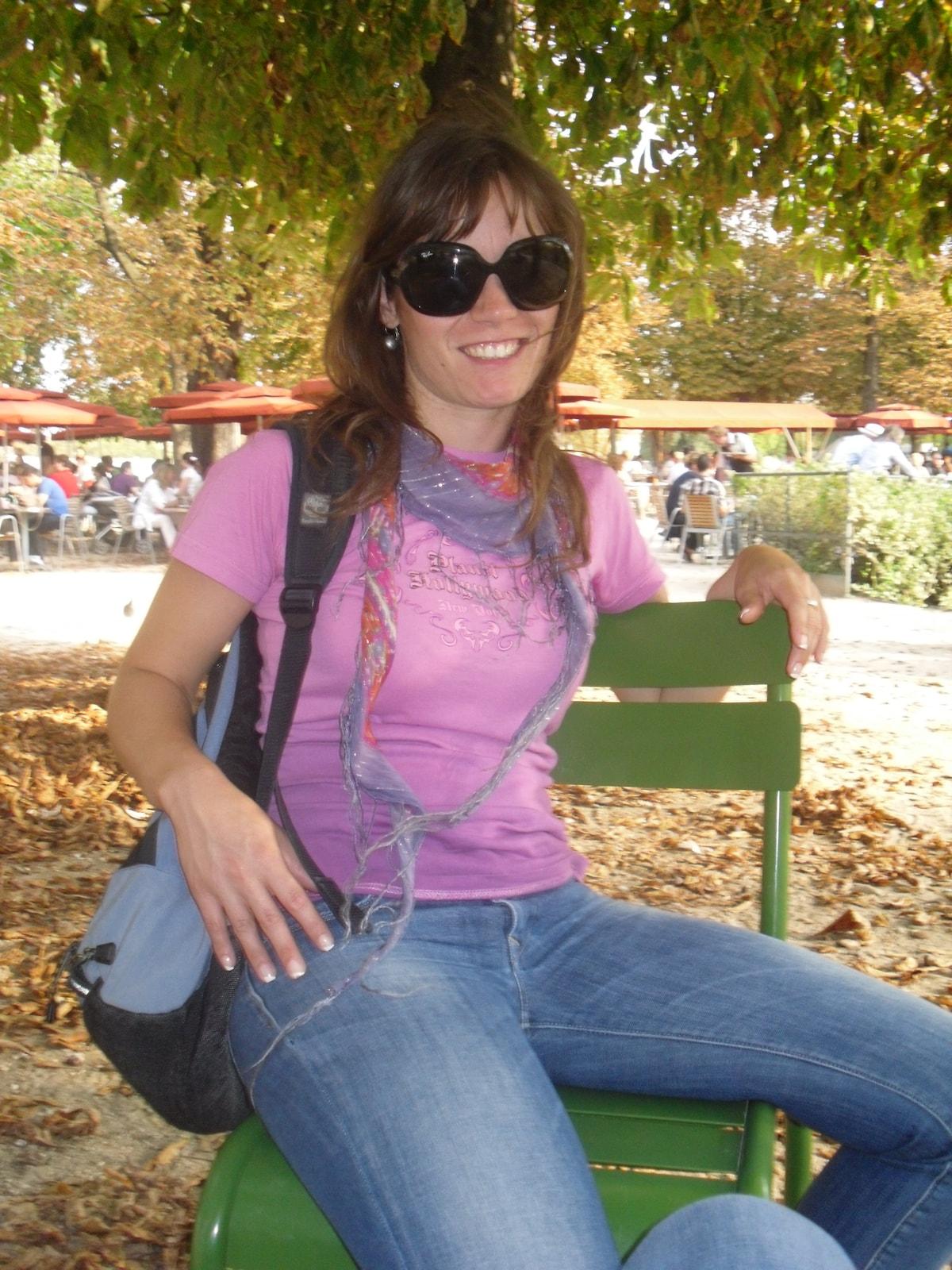 Olga from Odemira