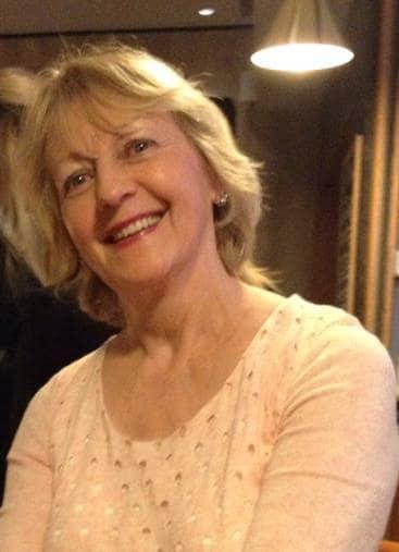 Bernadette From Omeath, Ireland