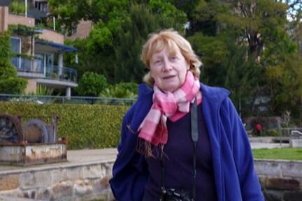 Patricia from Glebe