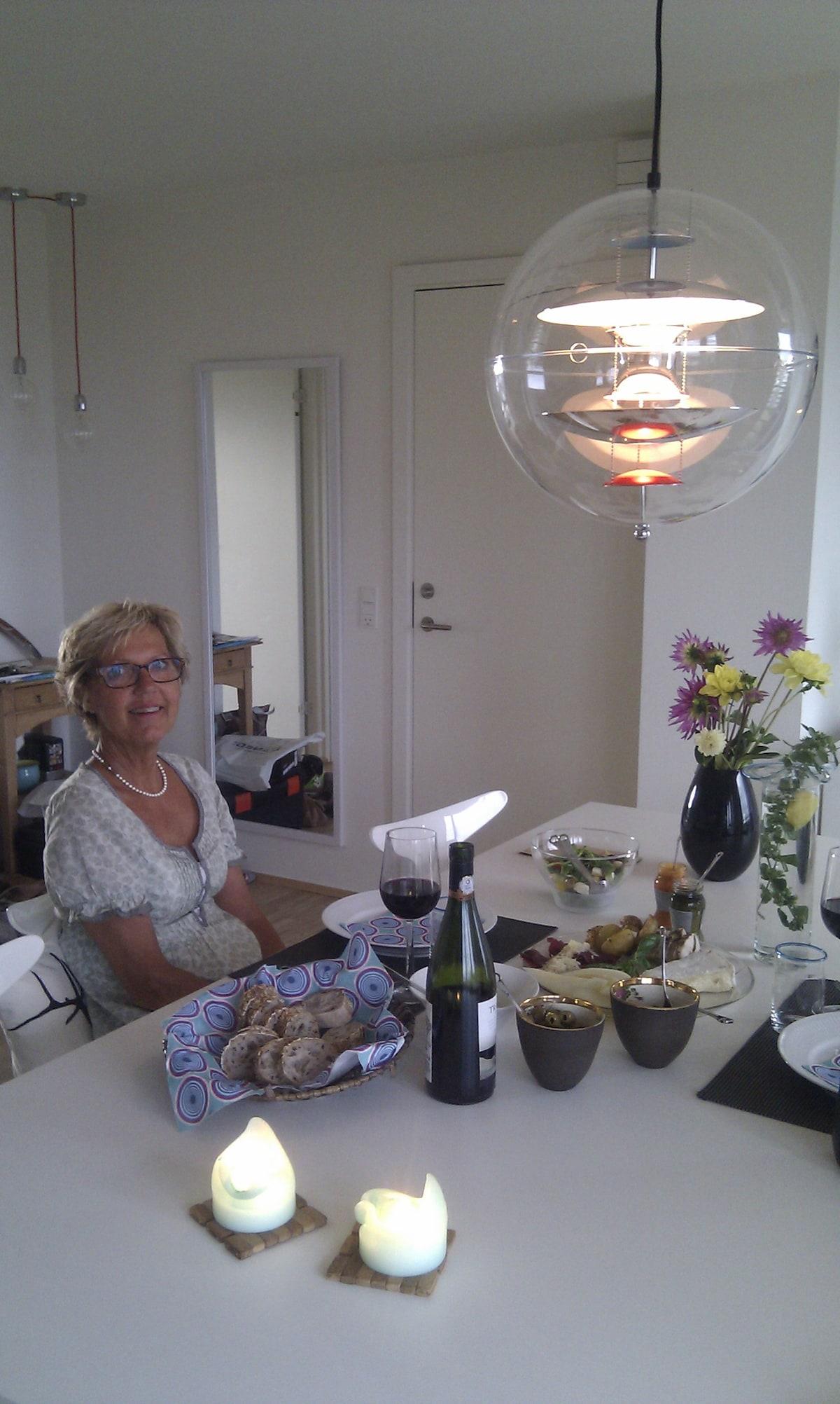 Annelise From Pandrup, Denmark