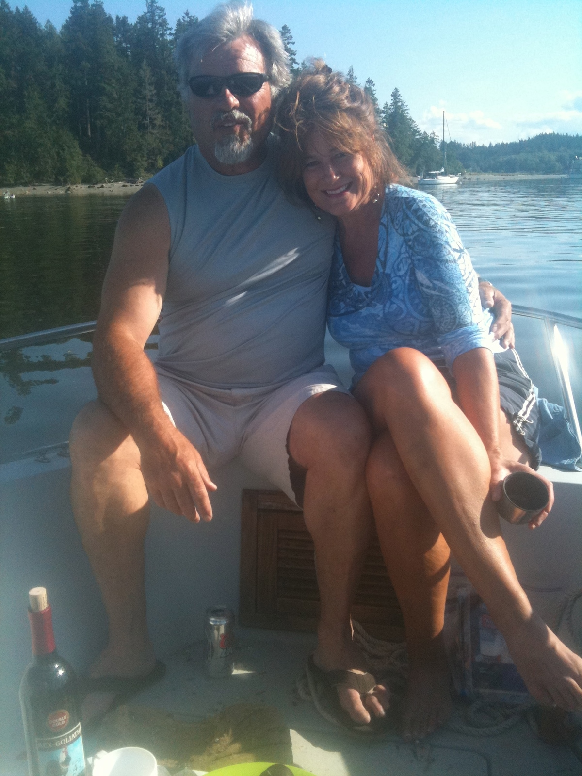 Anne & Jim From Lakebay, WA