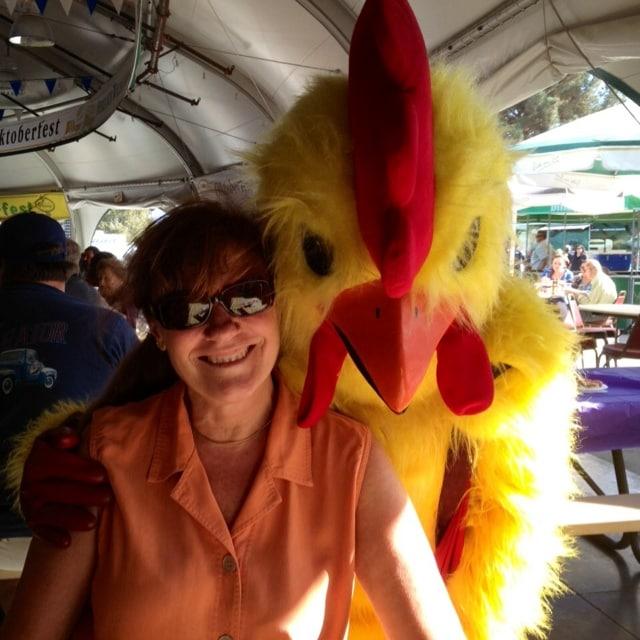 Rochelle from Huntington Beach