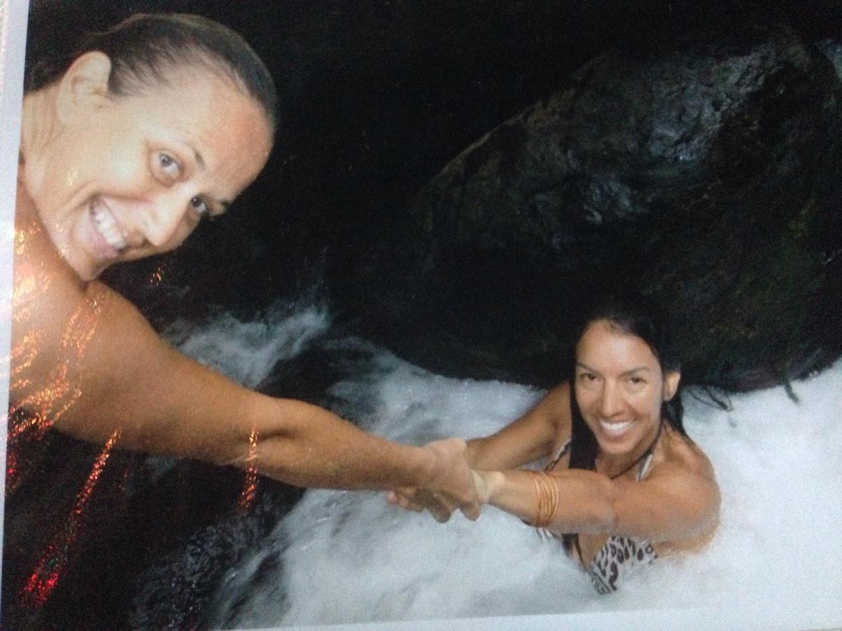 Emma from Kilauea