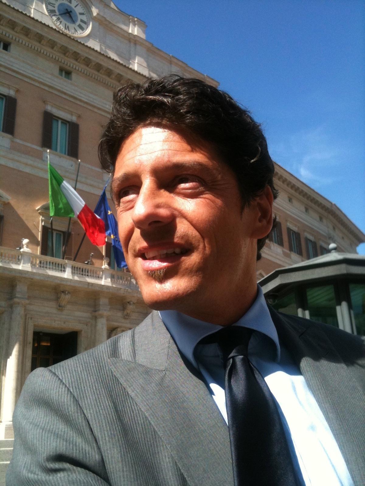 Massimiliano From San Felice Circeo, Italy