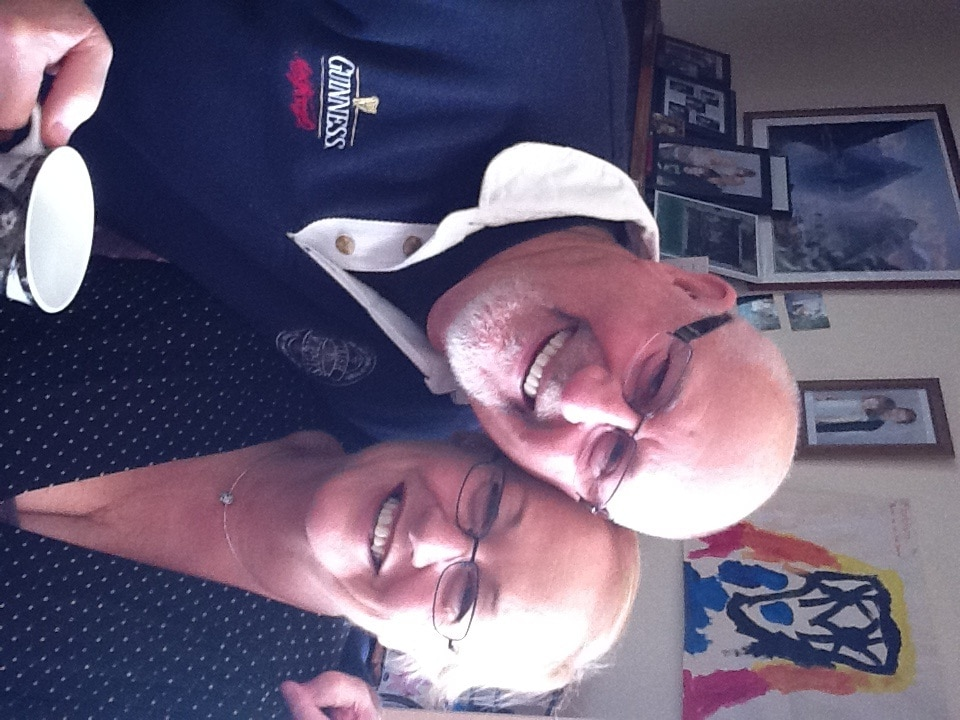 Alison And Les from Highton