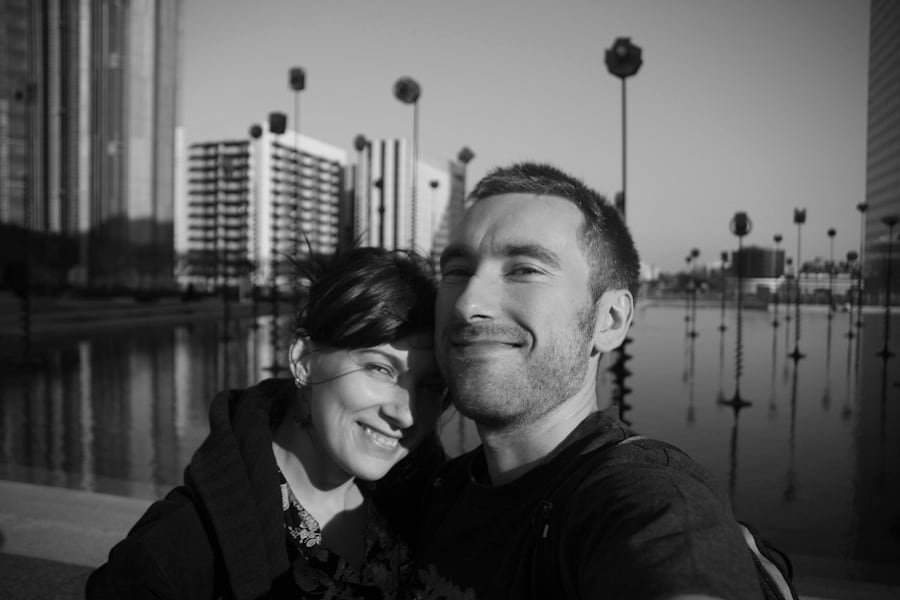 Emilia & Rafal from Warsaw