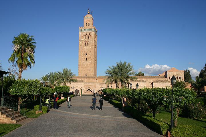 Ben From Marrakesh, Morocco