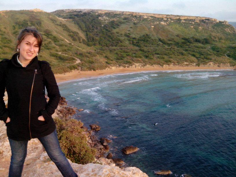 Cristina fra Málaga, Spanien