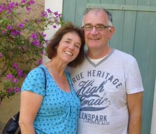 Norbert & Irene from La Croix-Valmer