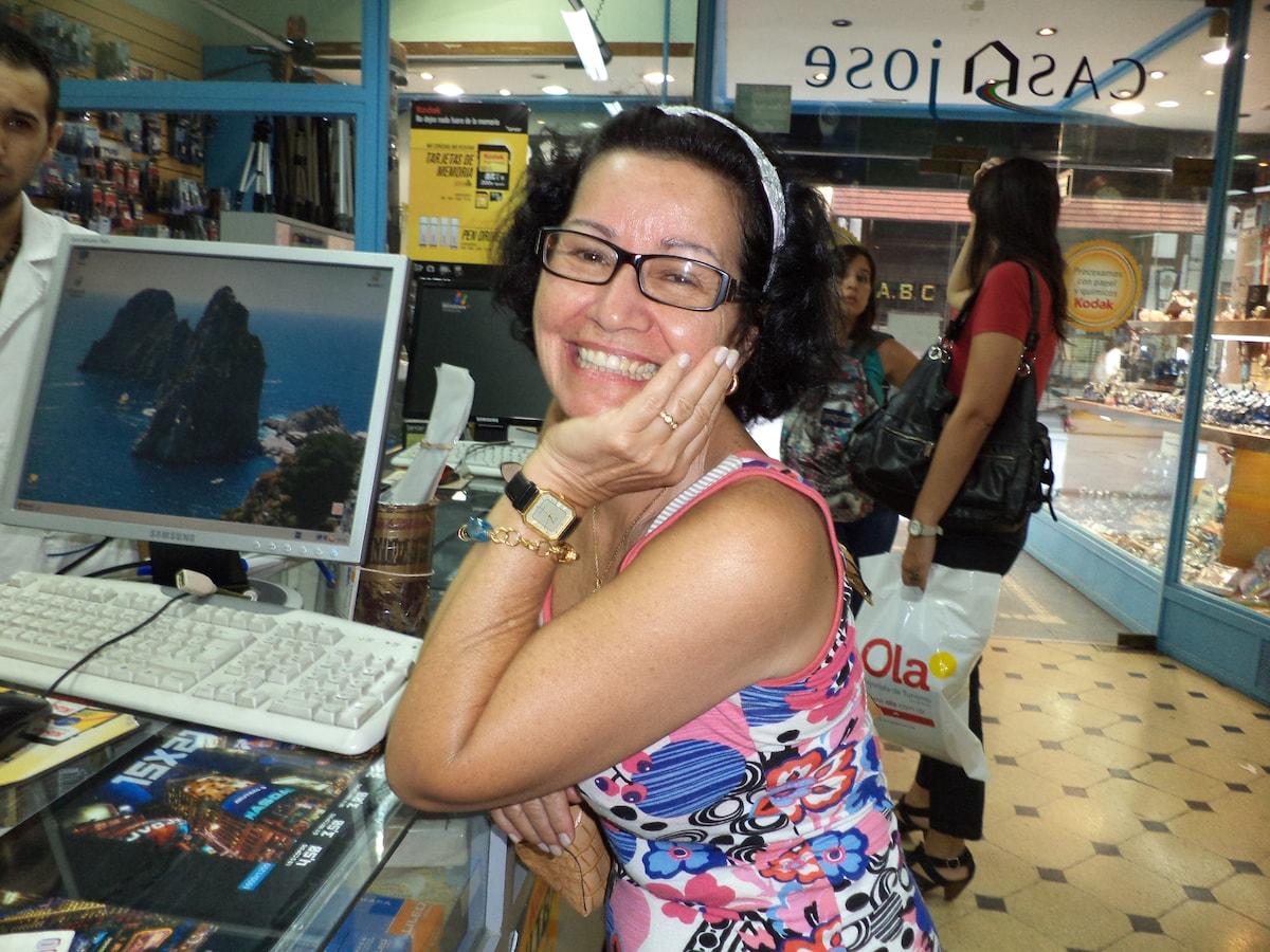Aurinete Maria from Recife