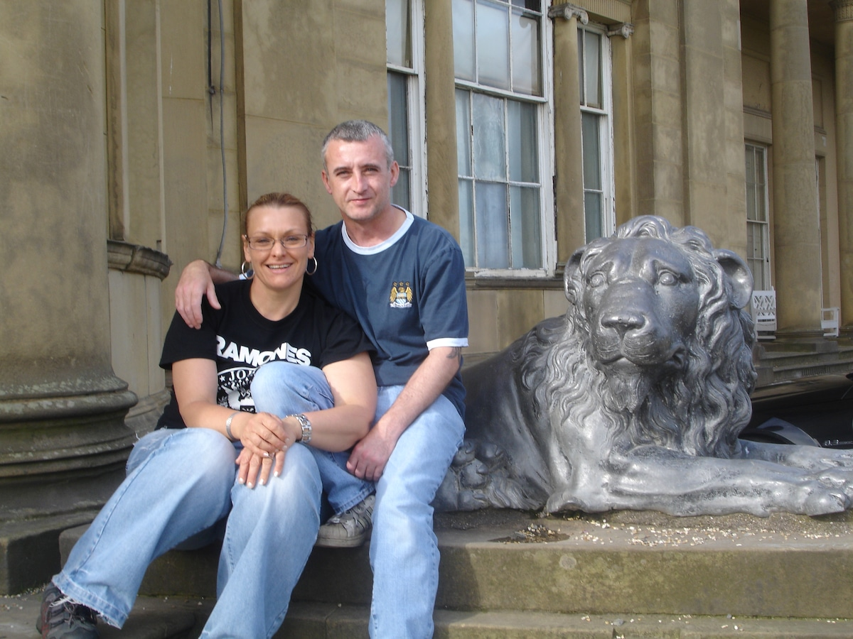Janet And Laurence from Lancashire