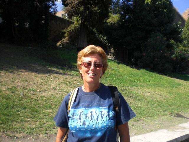 Roberta from Latina