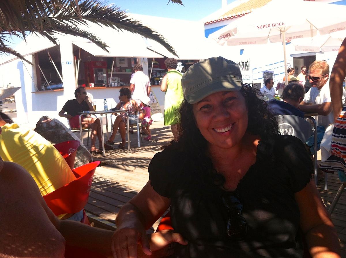 Cidalia from Machico