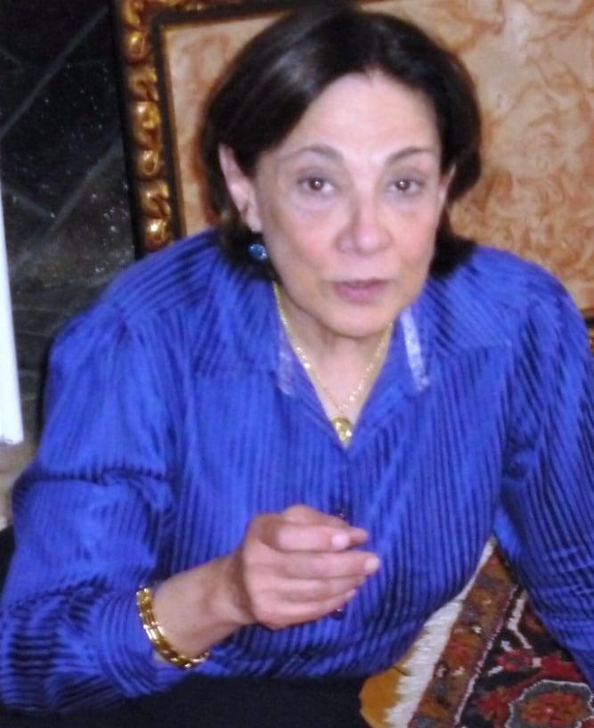 Teresa from San Ildefonso
