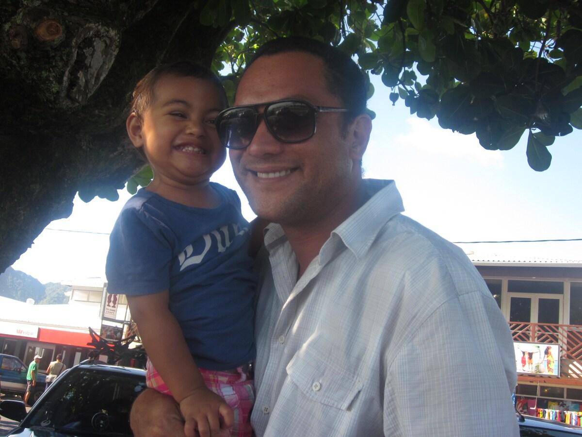 Sonny from Rarotonga
