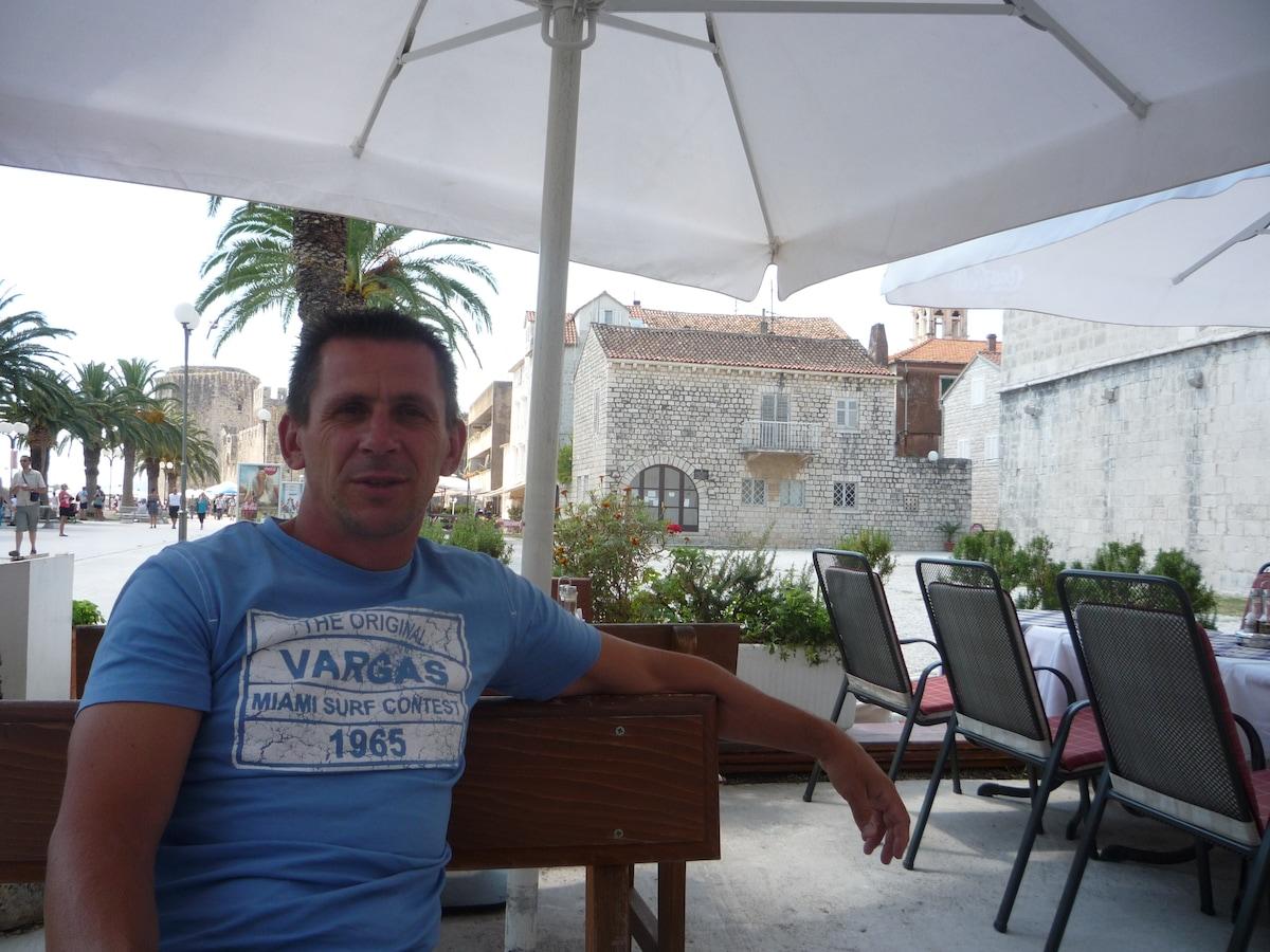 Stephane From Hautefort, France