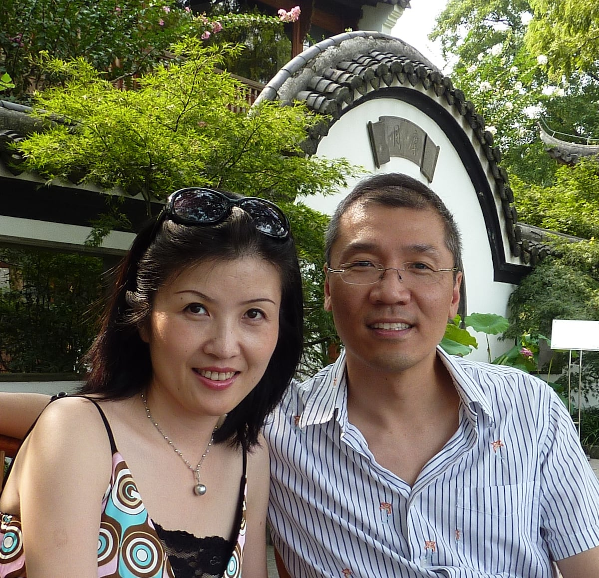 David & Lan from Hangzhou