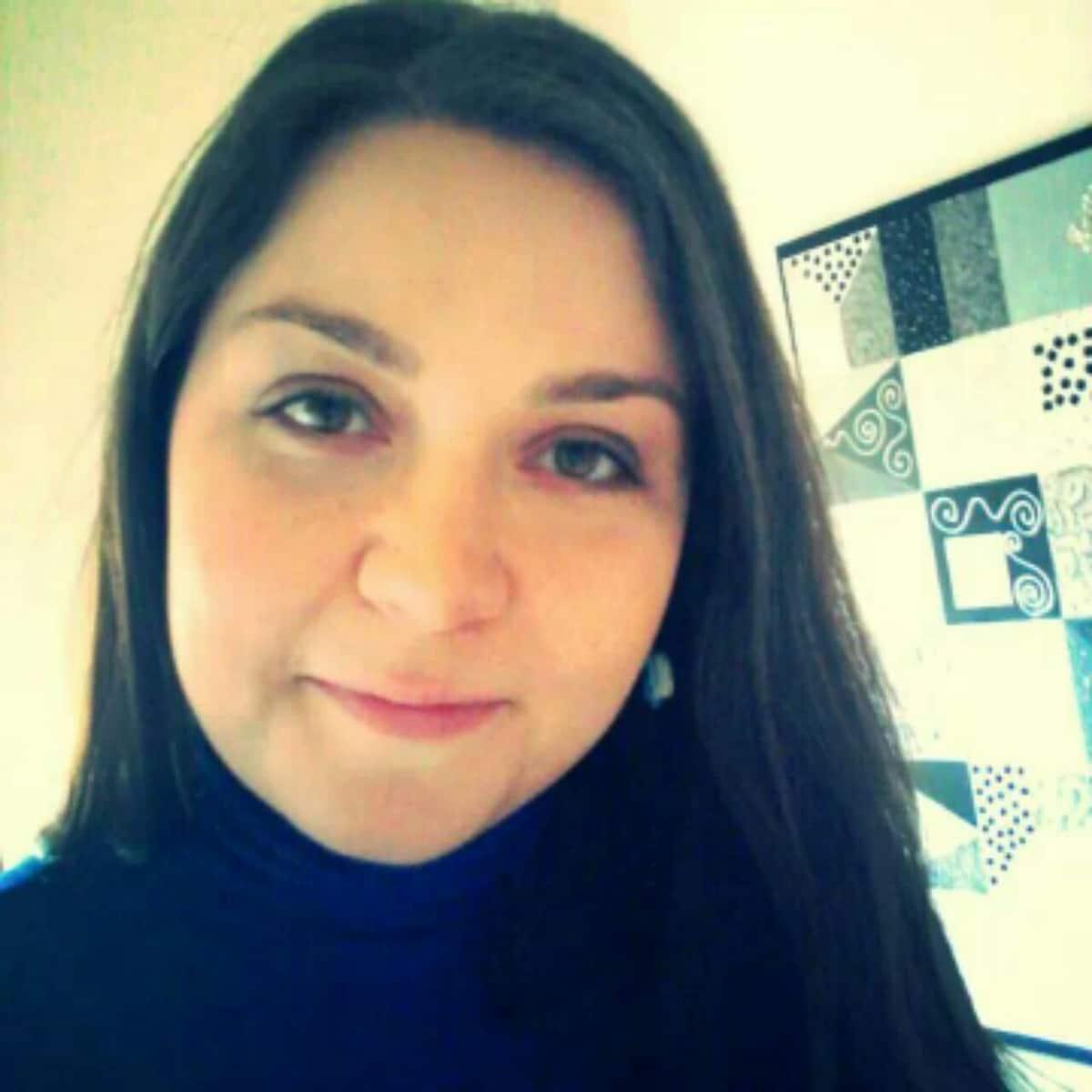 Noemi From Colli Sul Velino, Italy