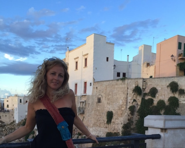 Maria From Monte Migliore-la Selvotta, Italy