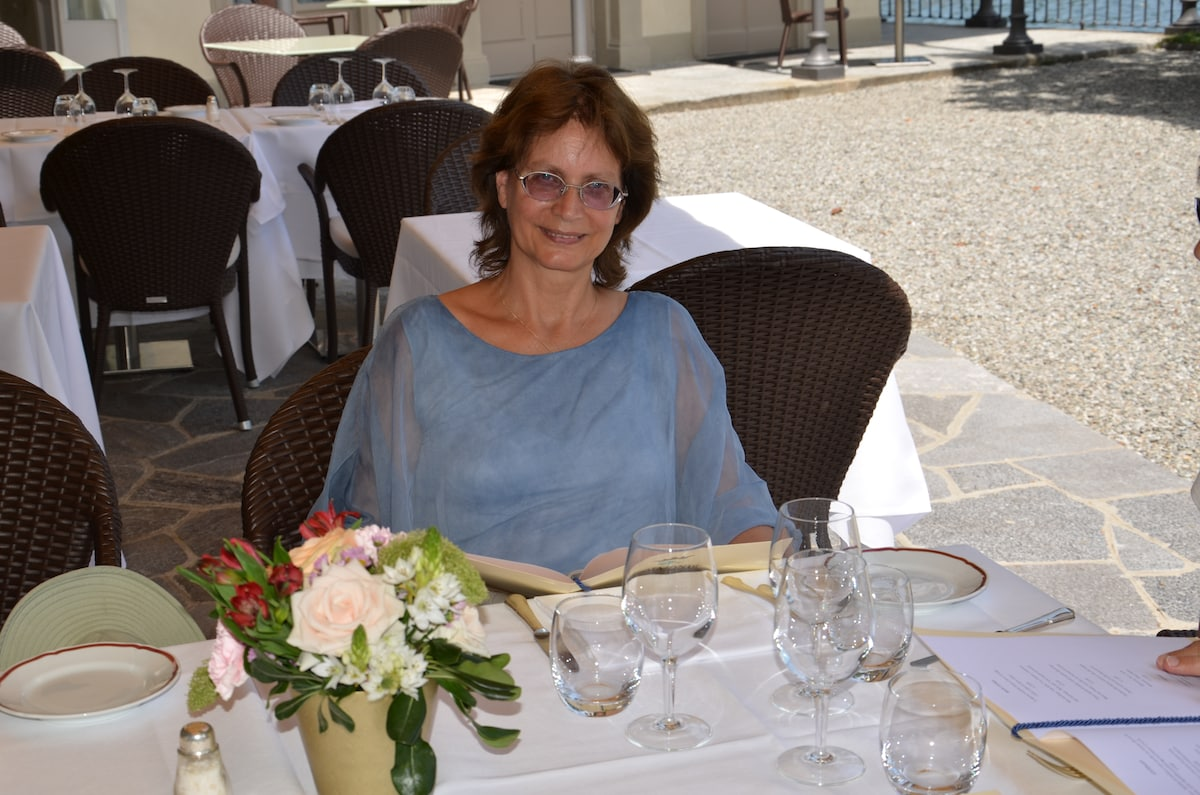 Susanne from Lugano