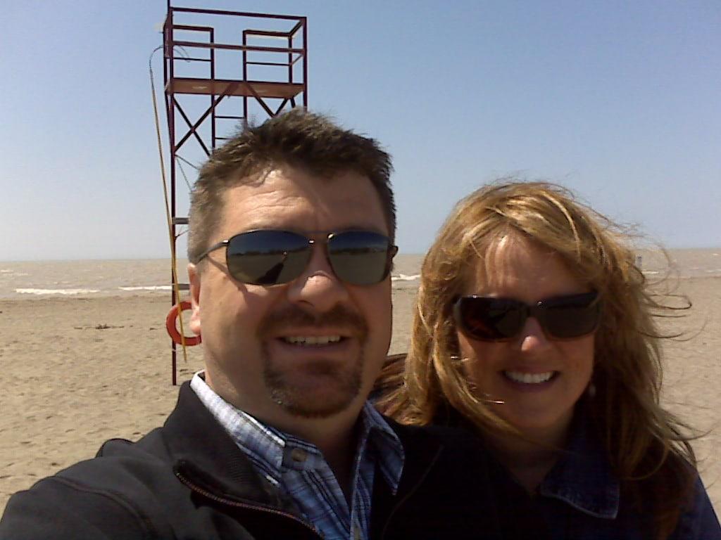 Scott & Corina from Nanaimo