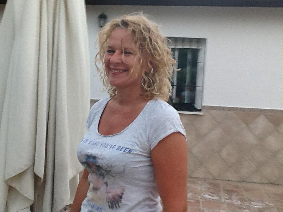 Karin from Alhaurín de la Torre