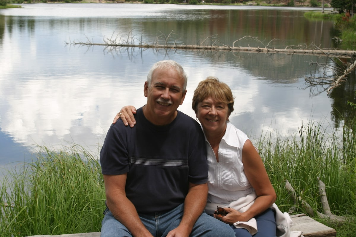 My wife and I have been married for 43 years.  We