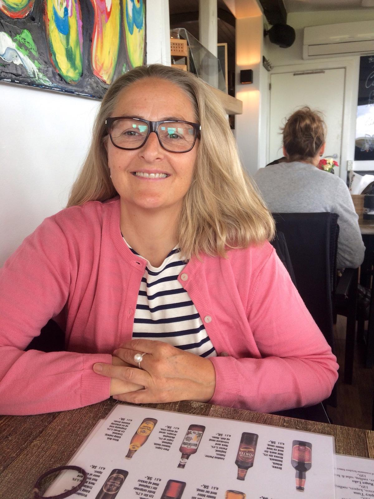 Anne Marie from København