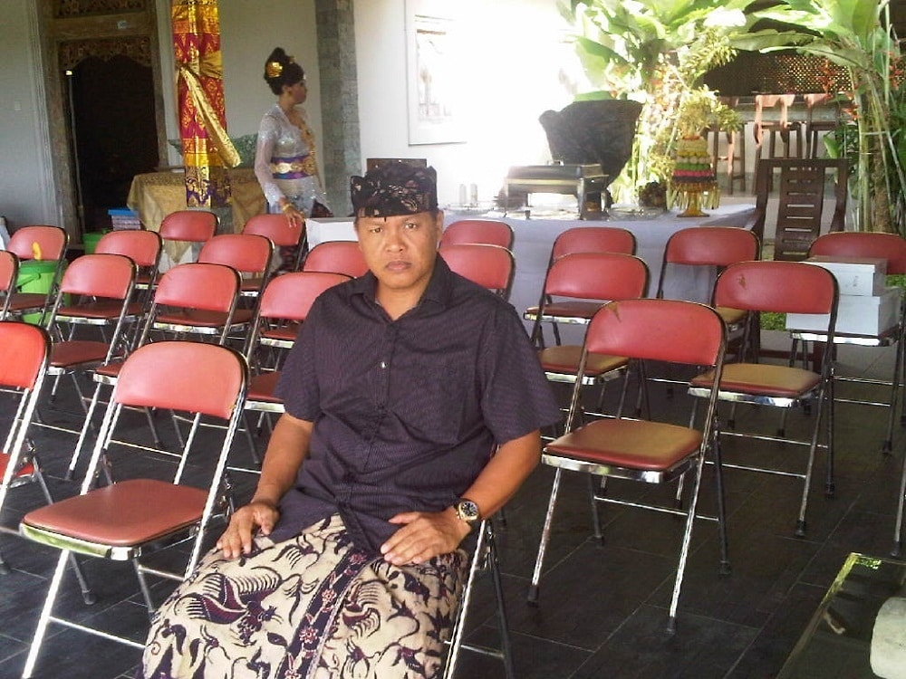 Iwayan from North Kuta