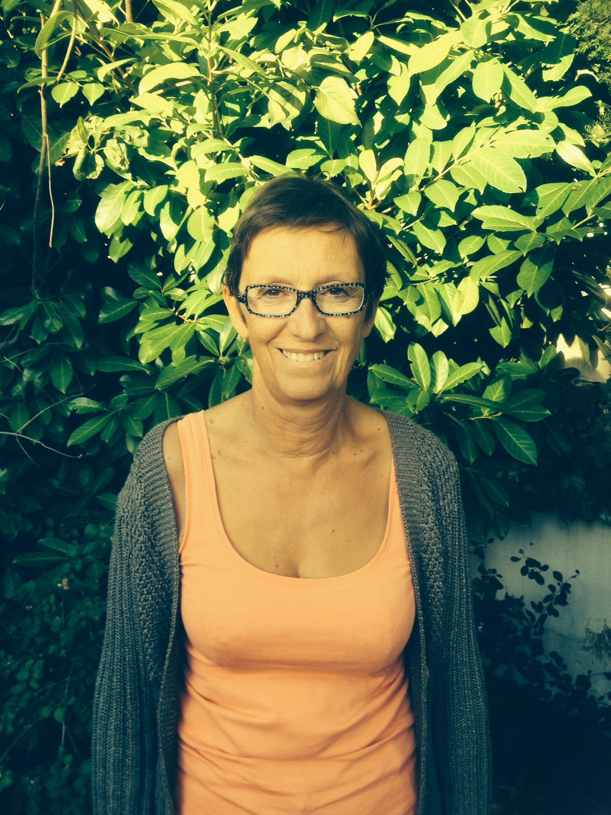 Marie-Agnès from Nieul-sur-Mer