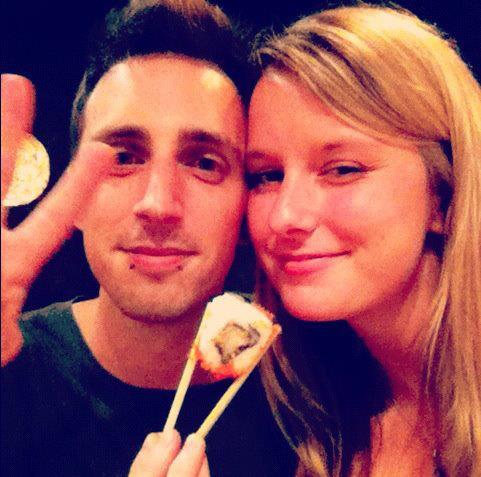 Adam (And Lindsay)
