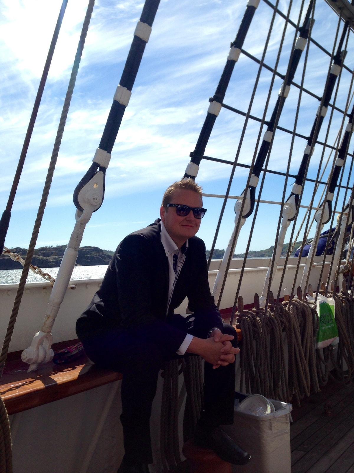 Gunnar from Stavanger
