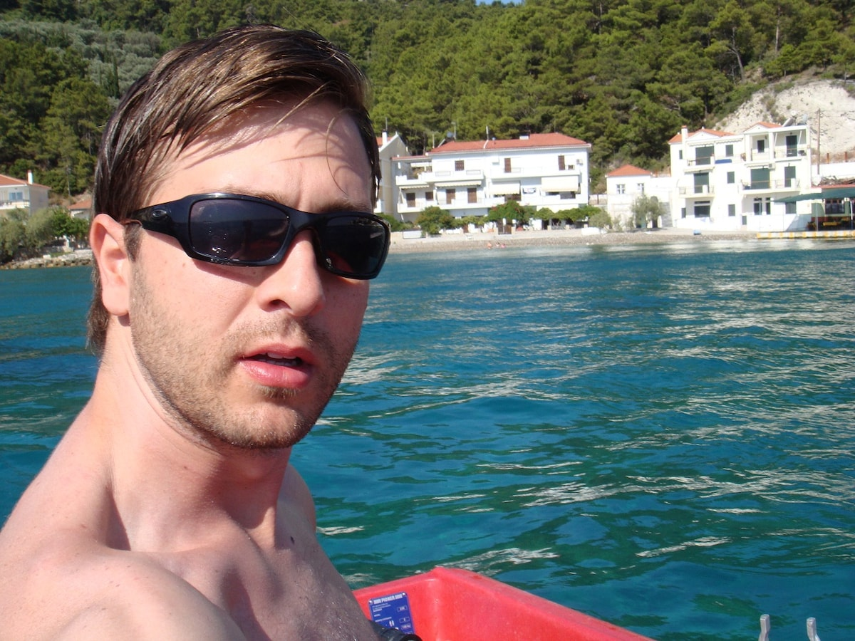 Jannis from Palaia Fokaia
