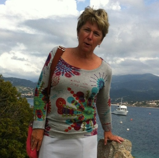 Martine from Ajaccio